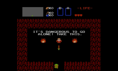 The Great Zelda Playthrough Part 1: The Legend of Zelda (NES)